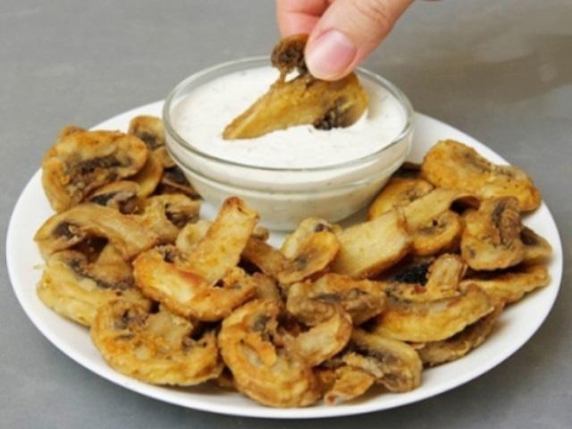 Шикарные шампиньоны — вкусный рецепт пикантной закуски с грибами.