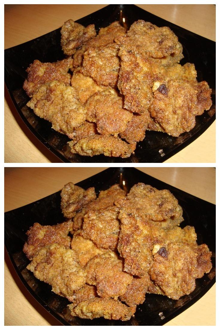 Готовим вкуснейшие отбивные из куриных сердечек!